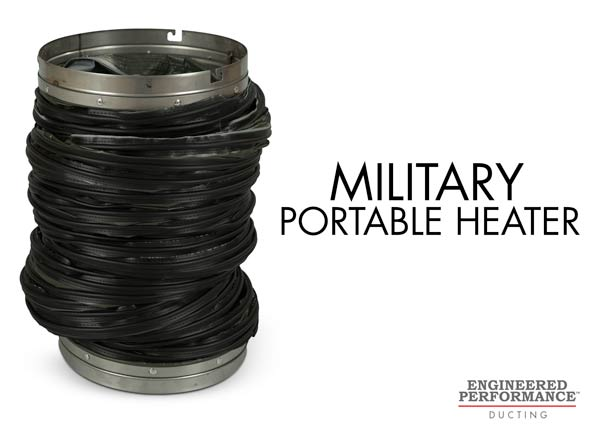 Military Portable Heater